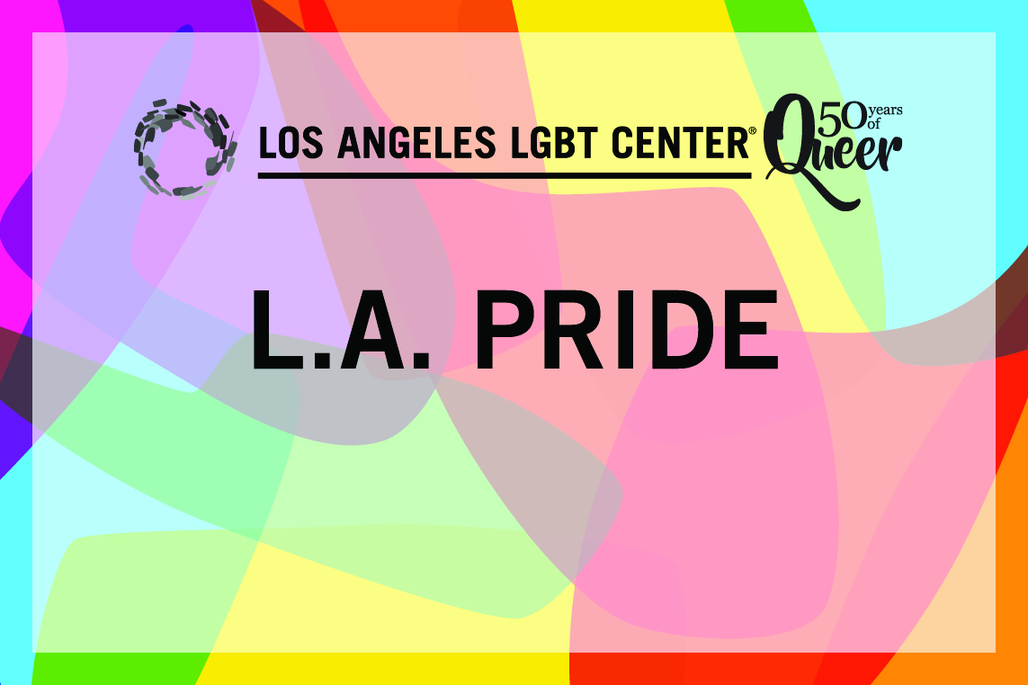 Los Angeles Pride Cover Image
