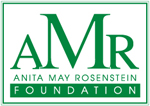 Anita May Rosentein Foundation Logo