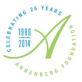 Annenberg Foundation 25th Anniv