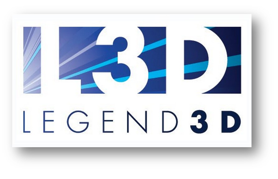 Legend 3d Logo